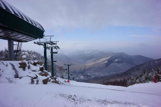 Loon Mountain: At the Summit