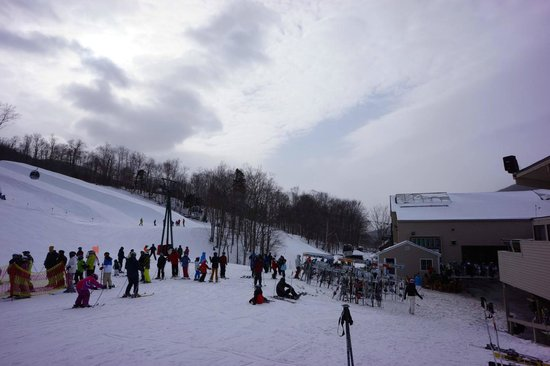 Loon Mountain: Line Never Ends