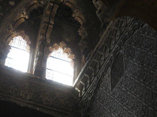 Mezquita-Catedral de Córdoba: Мусульманско-мавританская резьба