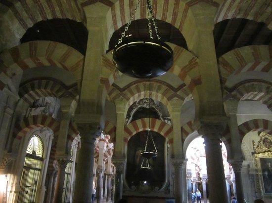 Cathédrale de Cordoue : Неповторимые своды