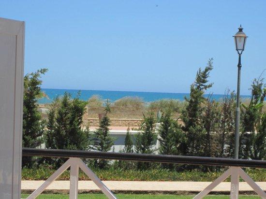 IBEROSTAR Saidia: Vue sur la mer