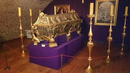 Muzeum Piastow Slaskich: podziemia