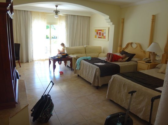 Majestic Colonial Punta Cana : Room