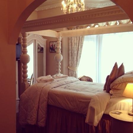 Brighton Marina House Hotel : room 4