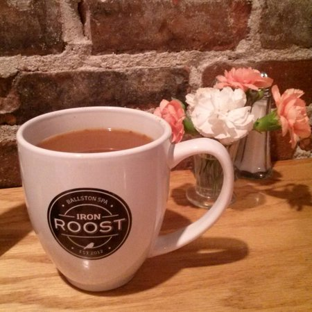 Iron Roost: Cinnamon Bun Coffee Special