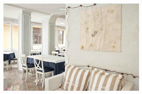 Hotel Clitunno: Sala Ristorante
