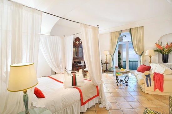Caesar Augustus Hotel: Tatiana suite