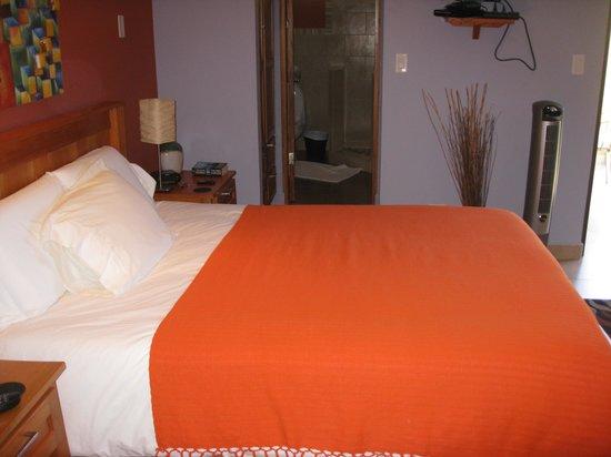 Casa de Montana Bed & Breakfast: our room