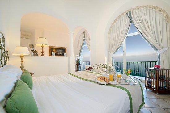Caesar Augustus Hotel: Vesuvius suite
