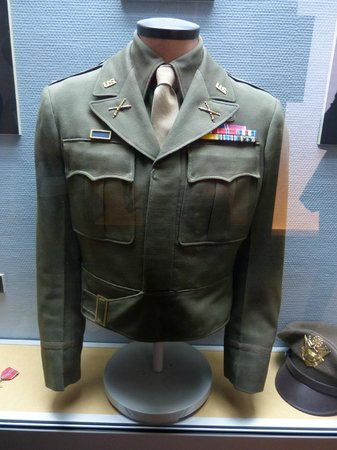 Museum of the Surrender: General McAuliffe's Jacket