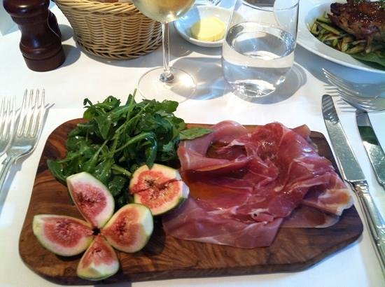 Langans Brasserie : my starter