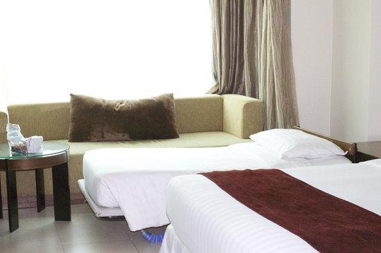 Millennium Resort Patong Phuket: Bedroom