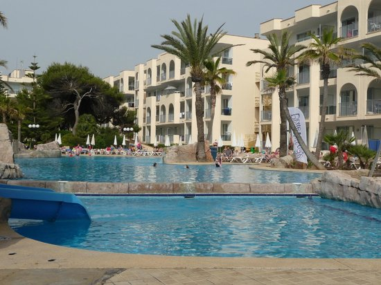 Family Life Alcudia Pins: Rooms Overlooking Pool