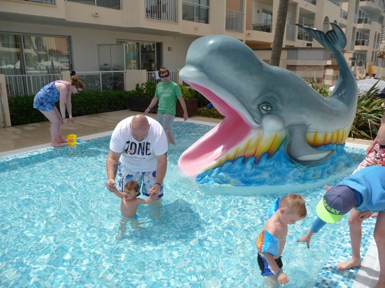 Family Life Alcudia Pins: Safe Toddlers Pool