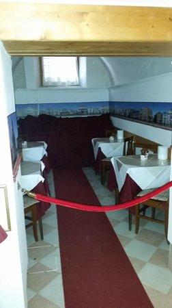 Hotel alla Fava: Dining Room
