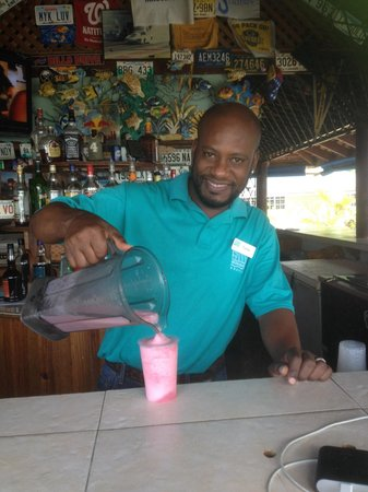 White Sands Negril : Ok... One more drink! ��