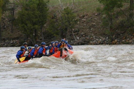 Paradise Adventure Company: rapids