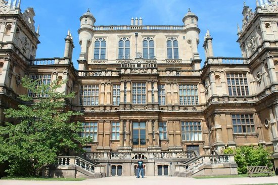 Wollaton Hall and Park : The grandeur
