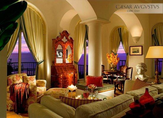 Caesar Augustus Hotel : Caesar Mater Suite