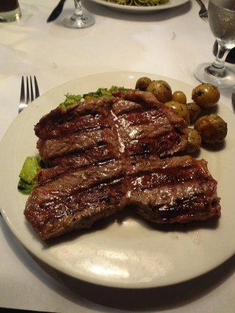 La Esquina de Buenos Aires : Great steak