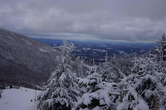 Cannon Mountain : Mid-peak
