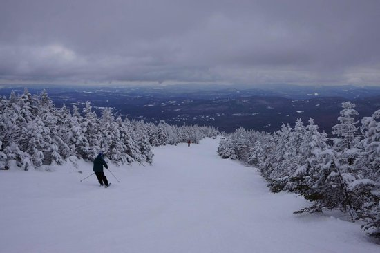 Cannon Mountain : Great Conditions
