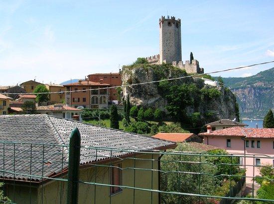 Hotel Capri: Malcesine castle