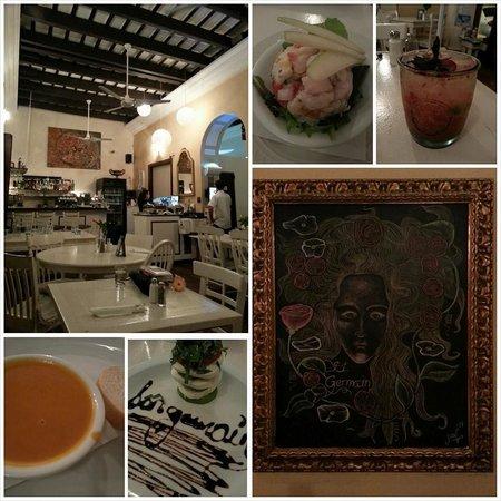 St Germain Bistro & Cafe : Yumm