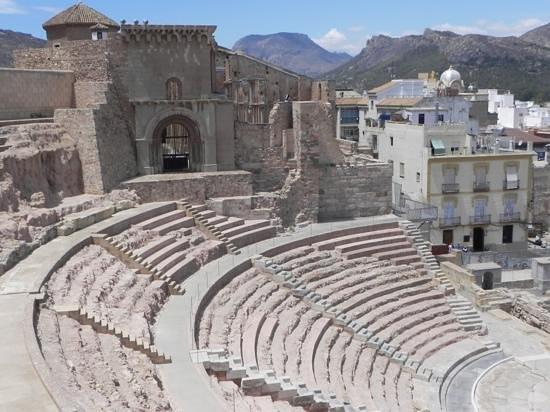 Roman Theatre Museum: Teatro Romano Cartagena