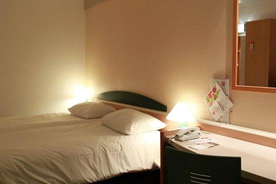 Ibis Styles Bremen Altstadt: twin beds