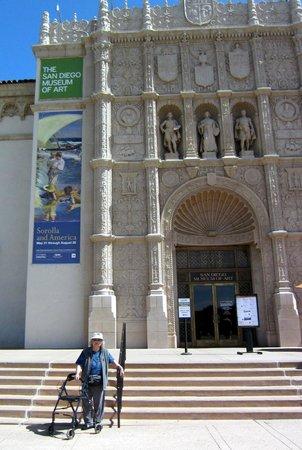 San Diego Museum of Art: SDMA; Sorolla in America exhibit