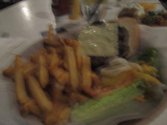 Ballyhoo Bar and Grill : Ballyhoo Burger