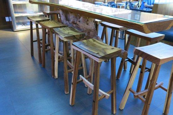 Spa & Hotel Le Finlandais : Quelle belle table !