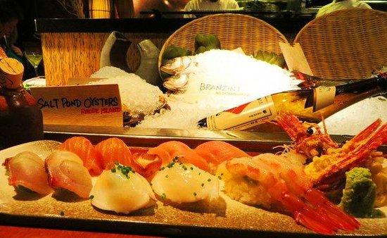 Tei Tei Robata Bar: sushi