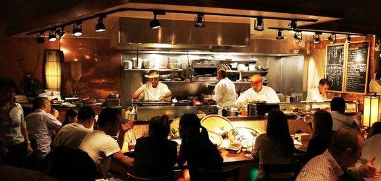 Tei Tei Robata Bar: Sushi Bar and Grill