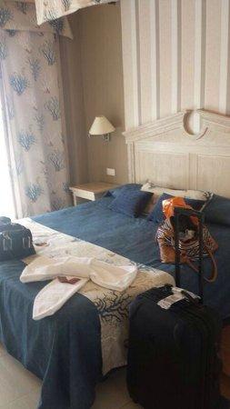 Gran Oasis Resort: hotel room