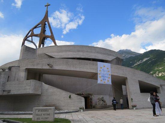 Longarone, Италия: Chiesa