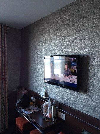 Hotel Ambassadeurs : chambre