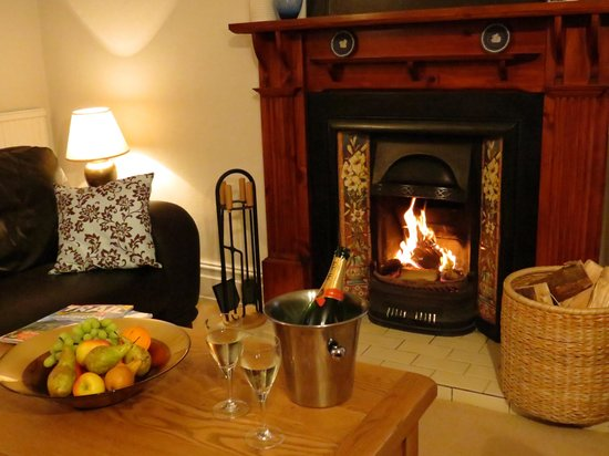 Plas Celyn B & B: Your own Private Lounge