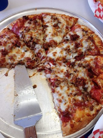 Major League Pizza