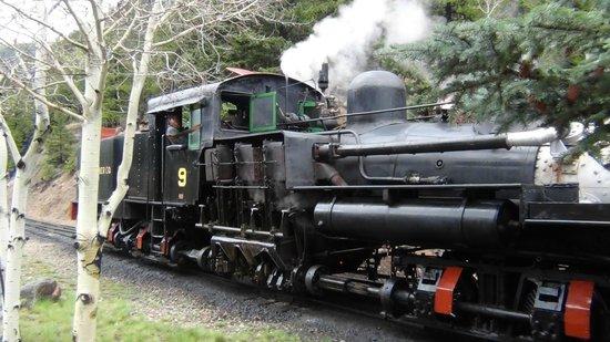 Georgetown Loop Historic Railroad: Железный красавиц