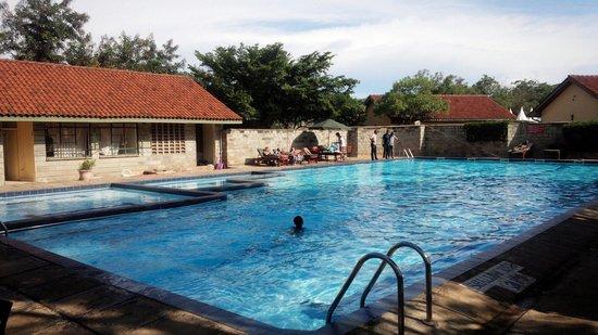 swimming pool picture of jumuia hotel kisumu kisumu tripadvisor ForHotels In Kisumu With Swimming Pools