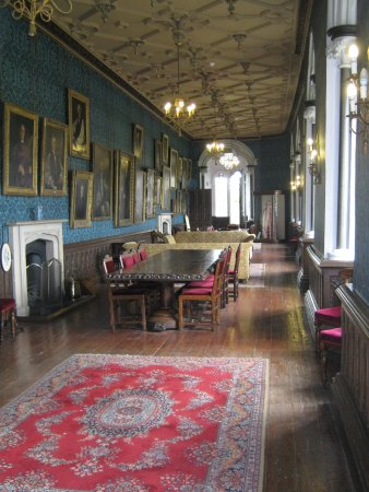 The Bishop's Palace and Gardens: The gallery