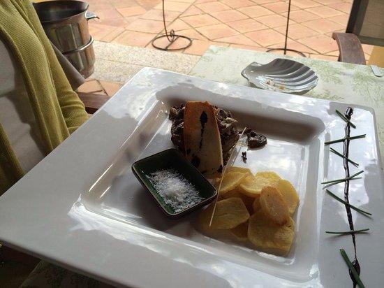 Hotel Isla Canela Golf: Food