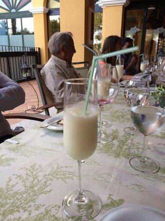 Hotel Isla Canela Golf: Delicious cocktail