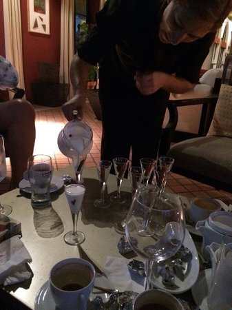 Hotel Isla Canela Golf: Lovely drink