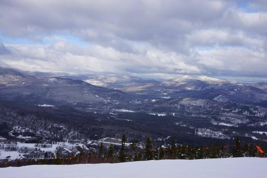 Sunday River Resort: Summit