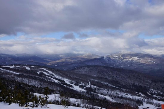 Sunday River Resort: Summit Views