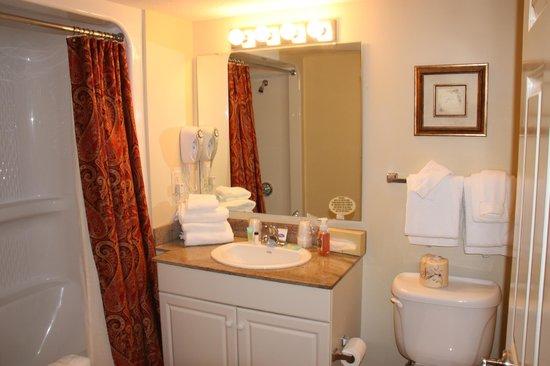 Island Vista: Bathroom