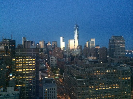 Trump SoHo New York : View from room